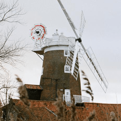 Feel Good Norfolk Windmill